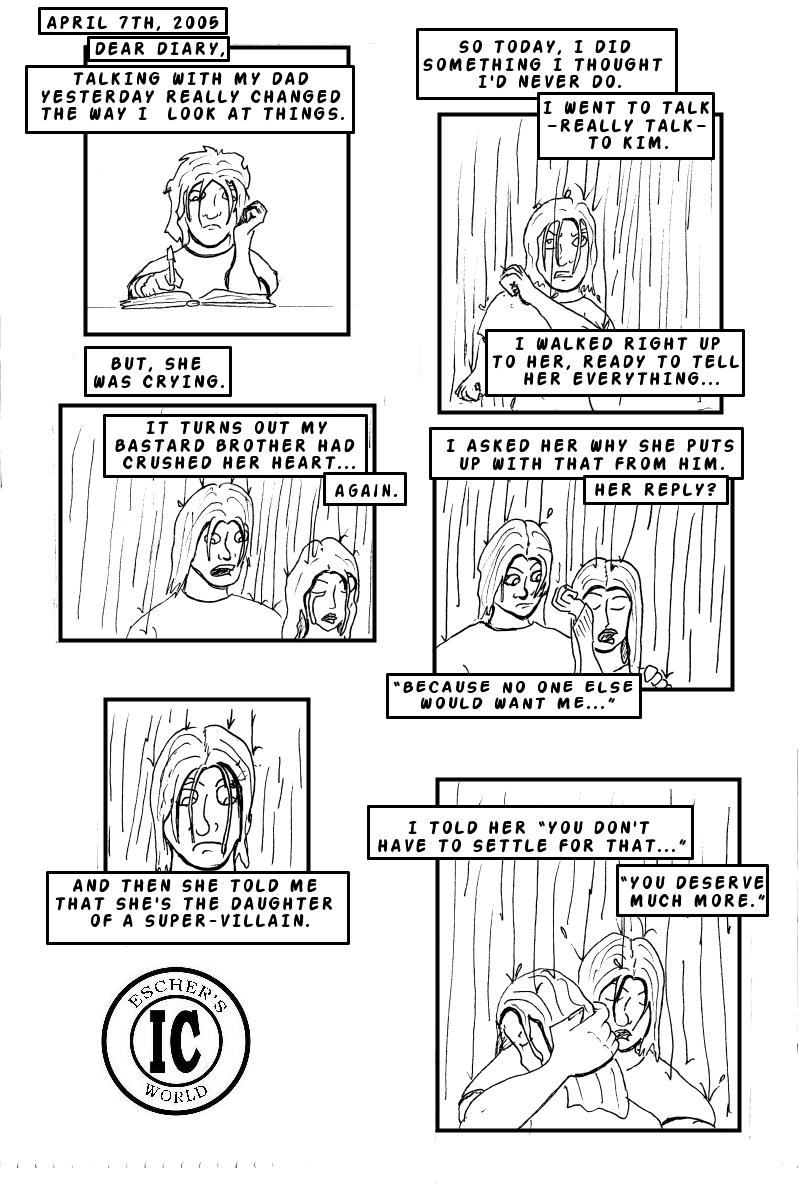 Rainy Confessions