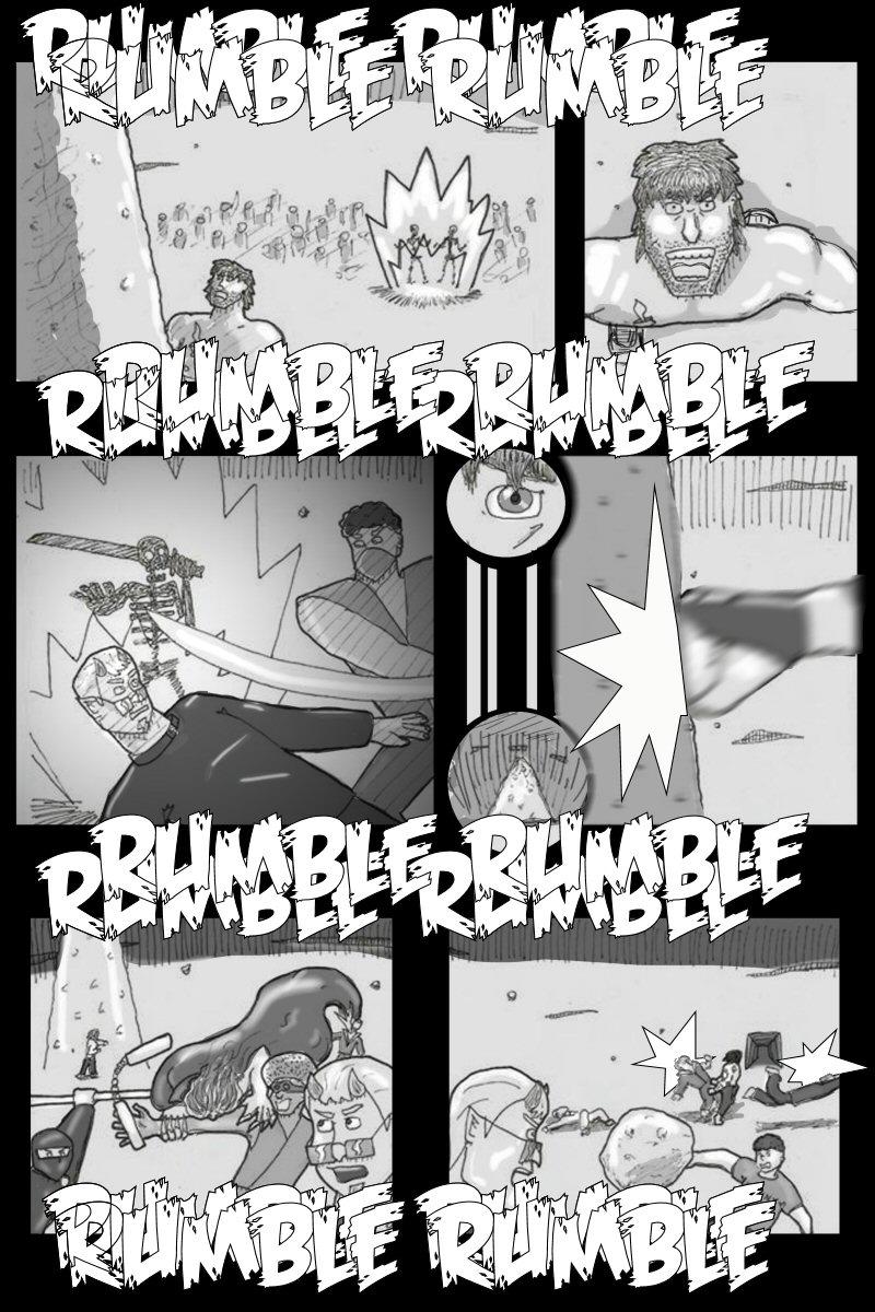 Rumble Rage Rumble