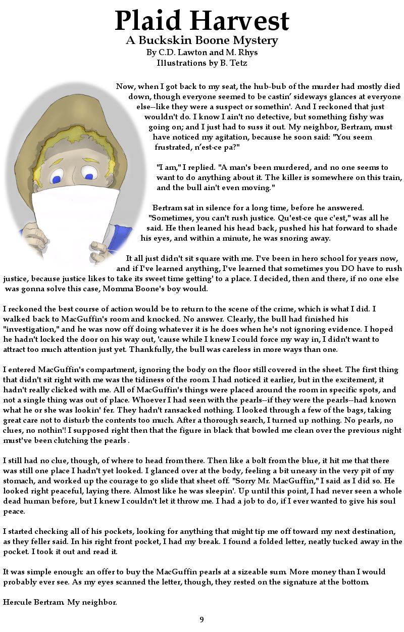 Plaid Harvest pg 9